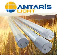 Das ANTARIS LED-Strom-Spar-Konzept: Bis zu 70 % Stromkostenersparnis ohne Investitionskosten!