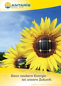 ANTARIS SOLAR - Solarmodule und Photovoltaik-Anlagen - Broschüre