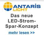 Das neue LED-Stromspar-Konzept von ANTARIS LICHT