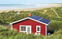 eKiss Solar Inselanlage für Orte ohne Stromnetz