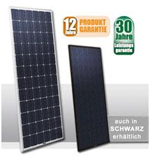 ANTARIS-Solarmodul 200 Watt - monokristallin