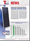 """Zum Bericht: """"Testsieger ANTARIS PV-Modul ASM 190"""""""